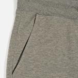 Мужские шорты C.P. Company Print Logo Sweat Bermuda Grey Melange фото- 2