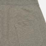Мужские шорты C.P. Company Print Logo Sweat Bermuda Grey Melange фото- 4