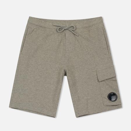 Мужские шорты C.P. Company Sweat Bermuda Grey Melange