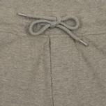 Мужские шорты C.P. Company Sweat Bermuda Grey Melange фото- 1