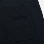 Мужские шорты Cahrartt WIP College Sweat 9.1 Oz Black/White фото- 3