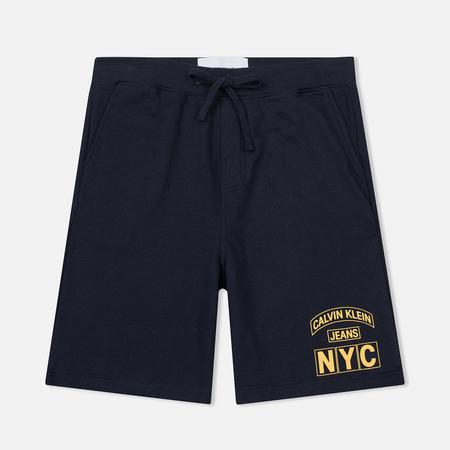 Мужские шорты Calvin Klein Jeans Varsity Night Sky