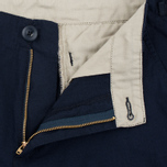 Мужские шорты Carhartt WIP Aviation Columbia Ripstop 6.5 Oz Navy Rinsed фото- 3