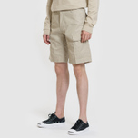 Мужские шорты Carhartt WIP Aviation Columbia Ripstop 6.5 Oz Wall Rinsed фото- 1