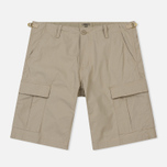 Мужские шорты Carhartt WIP Aviation Columbia Ripstop 6.5 Oz Wall Rinsed фото- 0