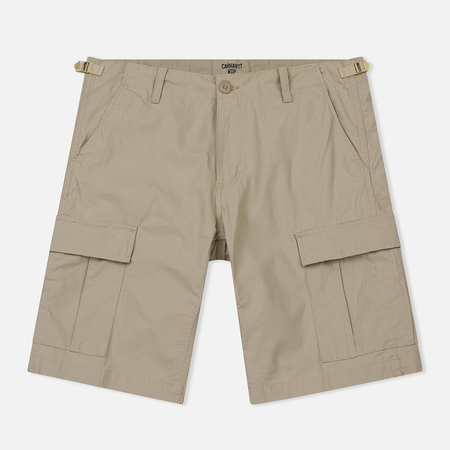 Мужские шорты Carhartt WIP Aviation Columbia Ripstop 6.5 Oz Wall Rinsed