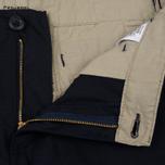 Мужские шорты Carhartt WIP Aviation Dark Navy Rinsed фото- 2