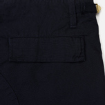 Мужские шорты Carhartt WIP Aviation Dark Navy Rinsed фото- 5