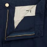 Мужские шорты Carhartt WIP Cargo Columbia Ripstop 6.5 Oz Dark Navy Rinsed фото- 1