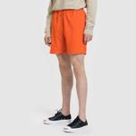 Мужские шорты Carhartt WIP Chase Swim 3.7 Oz Pepper/Gold фото- 1
