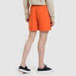 Мужские шорты Carhartt WIP Chase Swim 3.7 Oz Pepper/Gold фото- 2