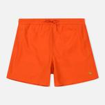 Мужские шорты Carhartt WIP Chase Swim 3.7 Oz Pepper/Gold фото- 0