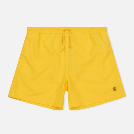 Мужские шорты Carhartt WIP Chase Swim 3.7 Oz Primula/Gold