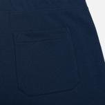 Мужские шорты Carhartt WIP College Sweat 9.1 Oz Blue/Yellow фото- 4