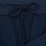 Мужские шорты Carhartt WIP College Sweat 9.1 Oz Blue/Yellow фото- 1