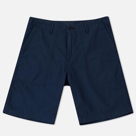Мужские шорты Carhartt WIP Fatigue 8 Oz Blue Stone Washed