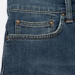 Мужские шорты Carhartt WIP Klondike 11.75 Oz Blue True Stone фото- 3