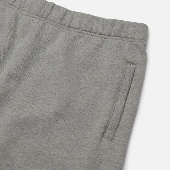 Мужские шорты Carhartt WIP Pocket Sweat 13.3 Oz Grey Heather