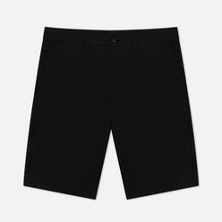 Мужские шорты Carhartt WIP Sid 8.6 Oz Black Rinsed