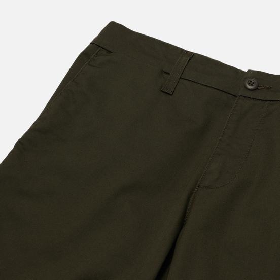 Мужские шорты Carhartt WIP Sid 8.6 Oz Cypress Rinsed