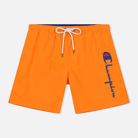 Мужские шорты Champion Reverse Weave Beach Nylon Orange