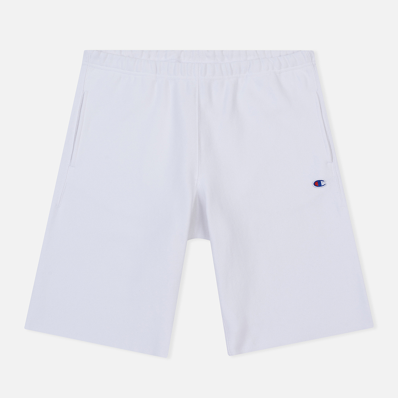 Мужские шорты Champion Reverse Weave Bermuda Brushed Fleece White