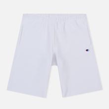 Мужские шорты Champion Reverse Weave Bermuda Brushed Fleece White фото- 0