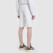 Мужские шорты Champion Reverse Weave Bermuda Brushed Fleece White фото- 2