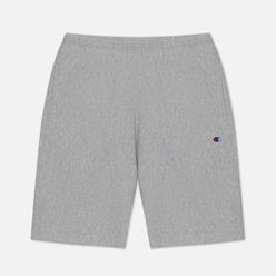 Мужские шорты Champion Reverse Weave Long Bermuda Brushed Fleece Light Grey