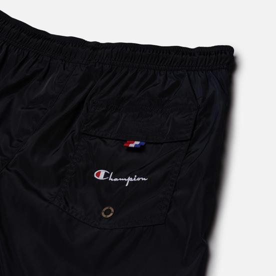 Мужские шорты Champion Reverse Weave Small Logo Basic Swim New Navy