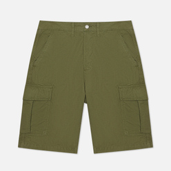 Мужские шорты Edwin 45 Combat 6.5 Oz Military Green Garment Dyed