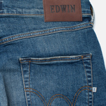 Мужские шорты Edwin ED-55 CS Night 11 Oz Blue Mid Slush Used фото- 3