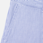 Мужские шорты Edwin Rail French Striped Y/D Seersucker Navy/White фото- 1