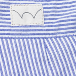 Мужские шорты Edwin Rail French Striped Y/D Seersucker Navy/White фото- 4
