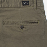 Мужские шорты Edwin Rail Garmgent Dyed Khaki фото- 4