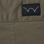 Мужские шорты Edwin Rail Garmgent Dyed Khaki фото- 3