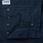 Мужские шорты Edwin Rail Garmgent Dyed Navy Wash фото- 2