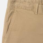 Мужские шорты Edwin Rail Garmgent Dyed Stone Beige фото- 2
