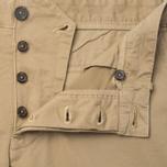 Мужские шорты Edwin Rail Garmgent Dyed Stone Beige фото- 1
