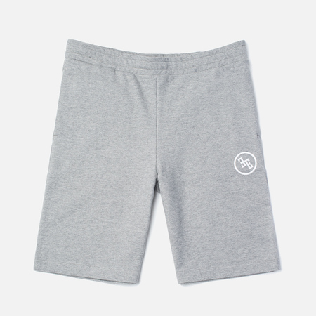 Edwin Training Sweat Men's Shorts Grey Marl