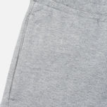 Мужские шорты Edwin Training Sweat Grey Marl фото- 1