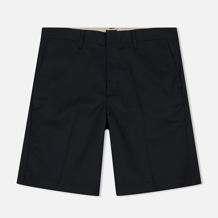 Мужские шорты Edwin Zoot Bermuda Light Polycotton Twill 6.2 Oz Black Unwashed