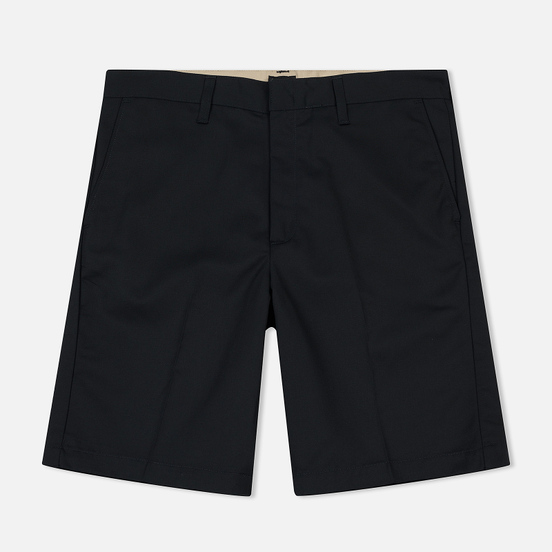Мужские шорты Edwin Zoot Bermuda Light Polycotton Twill 6.2 Oz Black Unwashed