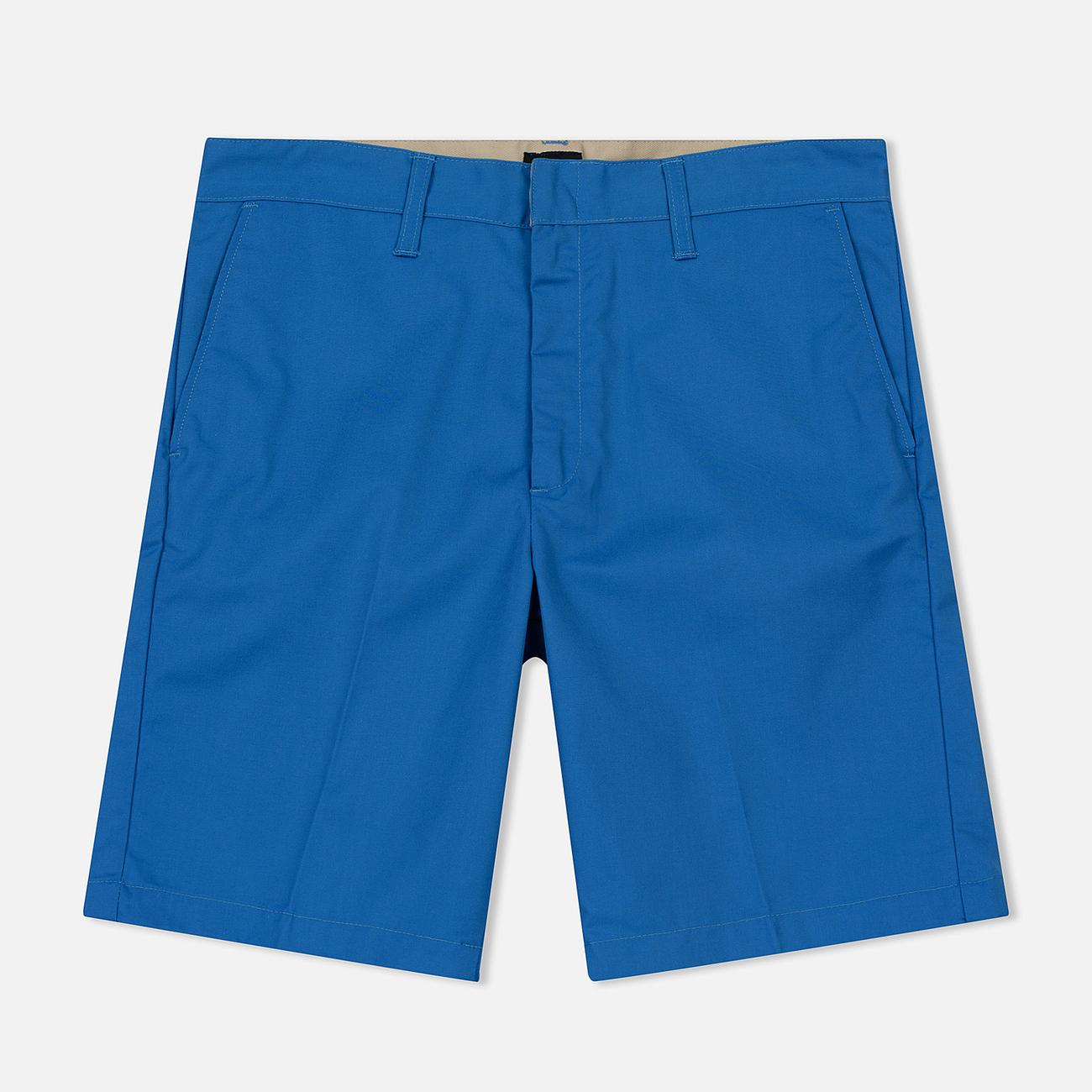 Мужские шорты Edwin Zoot Bermuda Light Polycotton Twill 6.2 Oz Blade Blue Unwashed