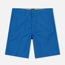 Мужские шорты Edwin Zoot Bermuda Light Polycotton Twill 6.2 Oz Blade Blue Unwashed фото- 0