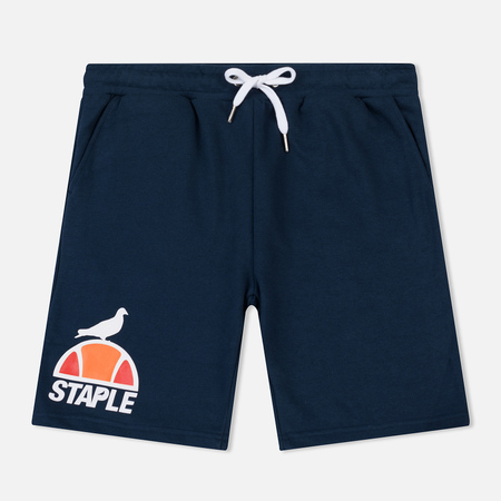 Мужские шорты Ellesse x Staple Pigeon Bleeker Dress Blues