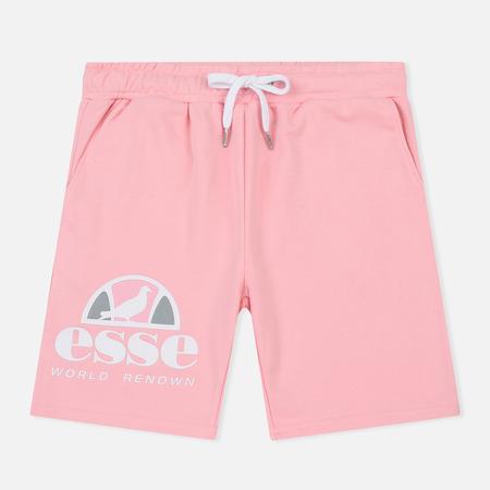 Мужские шорты Ellesse x Staple Pigeon Charlton Candy Pink