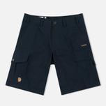 Fjallraven Karl Men`s Shorts Dark Navy photo- 0