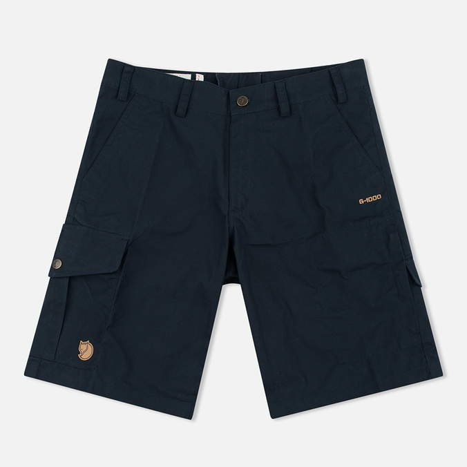 Мужские шорты Fjallraven Karl Dark Navy