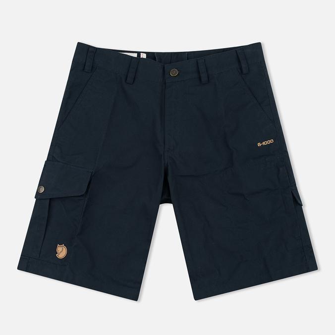 Fjallraven Karl Men`s Shorts Dark Navy